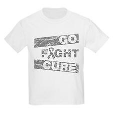 Diabetes Go Fight Cure T-Shirt