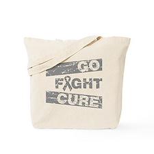 Diabetes Go Fight Cure Tote Bag
