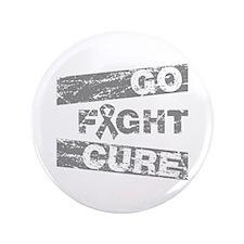 """Diabetes Go Fight Cure 3.5"""" Button"""