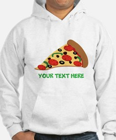 Pizza Lover Personalized Hoodie
