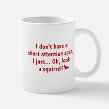 Short Attention Span Mug