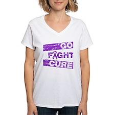 Crohns Disease Go Fight Cure Shirt