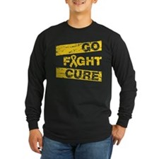 Childhood Cancer Go Fight Cure T