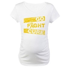 Childhood Cancer Go Fight Cure Shirt