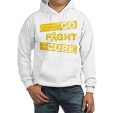 Childhood Cancer Go Fight Cure Hoodie