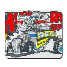 SCHOOL ZONE Mousepad