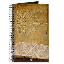 Lords Prayer Journal