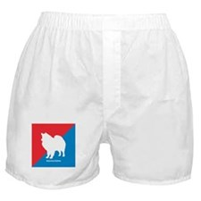 Eskimo White Boxer Shorts