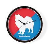Dog american eskimo Home Decor