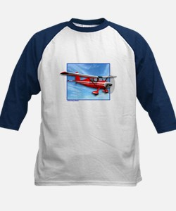 Single Engine Red Airplane Tee