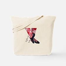 Highland babe tartan legs Tote Bag