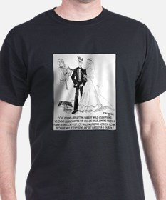 Wedding in a Church? How Odd. T-Shirt