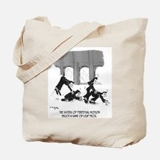 Sisters of Perpetual Motion Tote Bag