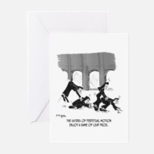 Sisters of Perpetual Motion Greeting Cards (Pk of