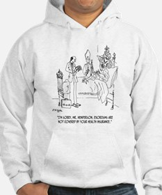 Exorcism Not Covered By Insurance Hoodie