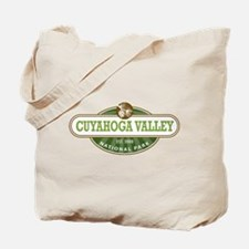 Cuyahoga Valley National Park Tote Bag