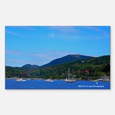 Bar Harbor Decal