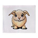 Baby LOP Throw Blanket