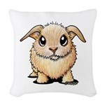 Baby LOP Woven Throw Pillow