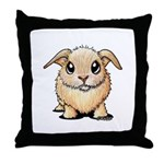 Baby LOP Throw Pillow