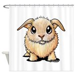 Baby LOP Shower Curtain