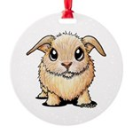 Baby LOP Round Ornament