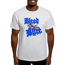 Bleed Blue 3 T-Shirt
