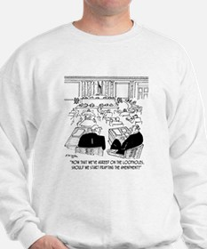 Drafting the Loopholes Sweatshirt