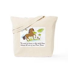 Wind of Heaven Tote Bag
