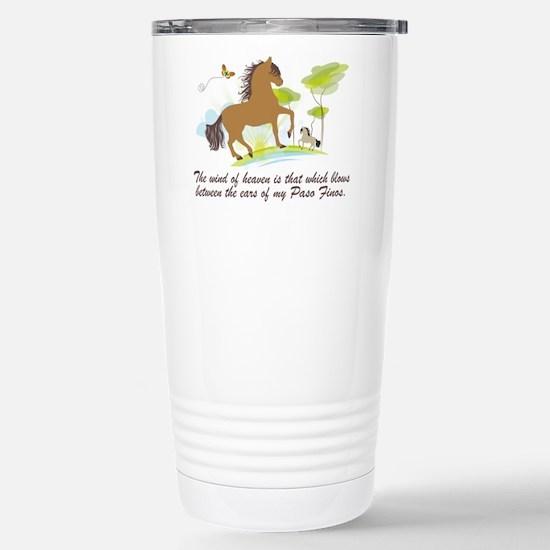 Wind of Heaven Travel Mug