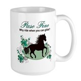Paso fino Large Mugs (15 oz)
