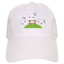 Sheep Baseball Baseball Cap
