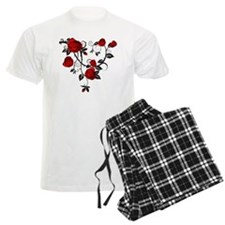 Red Rose Pajamas