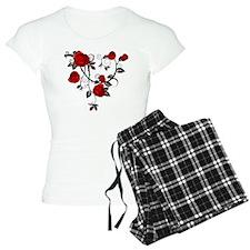 Red Rose Pajamas