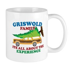 Griswold Its All About The Experience Chevy-01 Mug