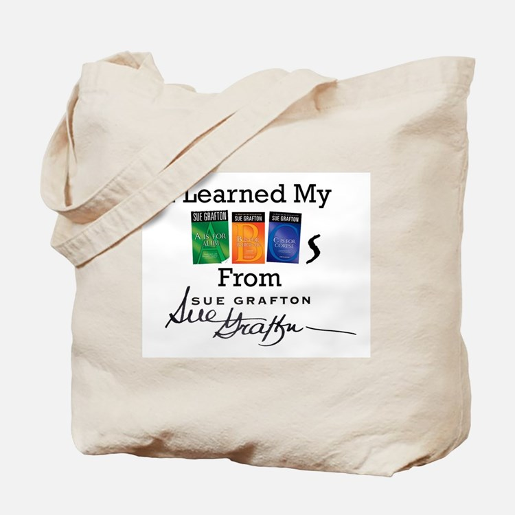 I Learned My ABCs Tote Bag