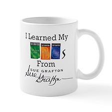 I Learned My ABCs Mugs