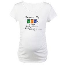 I Learned My ABCs Shirt