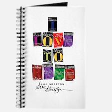 I Love To Read Sue Grafton Journal