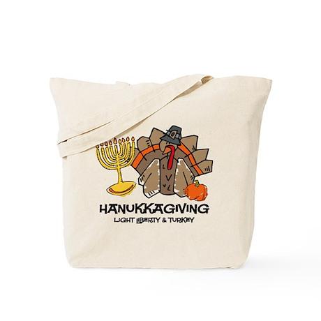 HanukkaGiving Tote Bag