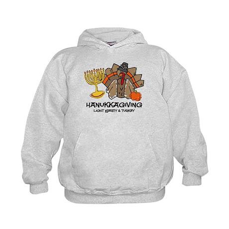HanukkaGiving Kids Hoodie