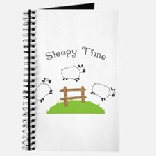 Sleepy Time Journal