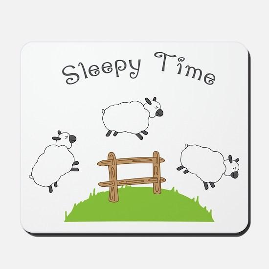 Sleepy Time Mousepad