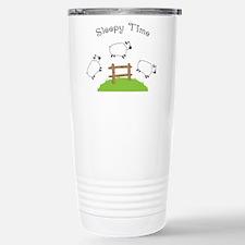 Sleepy Time Travel Mug