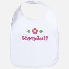 "Pink Daisy - ""Kendall"" Bib"