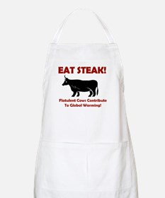 Eat Steak! BBQ Apron