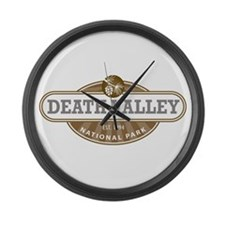 Death Valley National Park Large Wall Clock