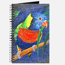 Rainbow Lorikeet Journal