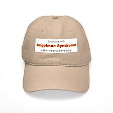 """Angelman Syndrome Pride"" Baseball Cap"