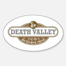 Death Valley National Park Decal